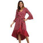 Acheter une robe à pois