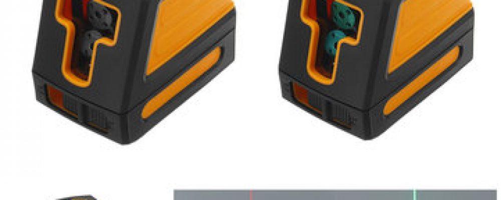 Niveau laser à rotation automatique
