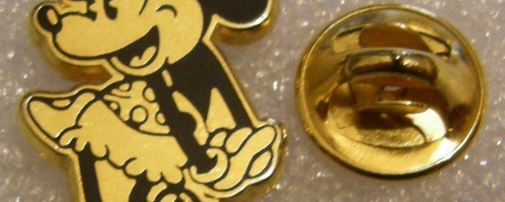 Les Pin's Disney vintage à collectionner