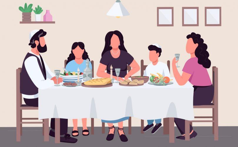 famille juive
