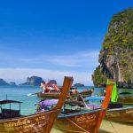Voyage, hébergement et restauration en Thaïlande