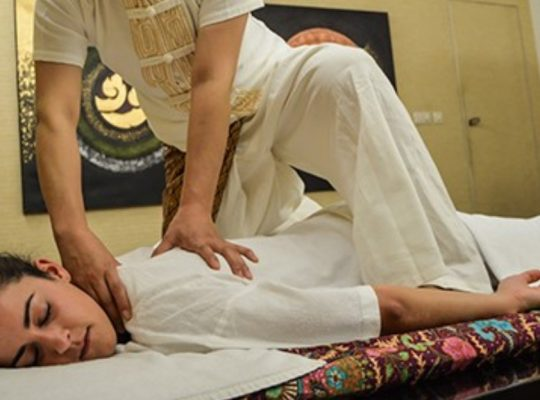 massage thaï paris