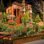 Développer une idée d'aménagement de jardin