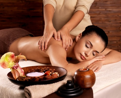 massage thaïlandais Ban Kasalong