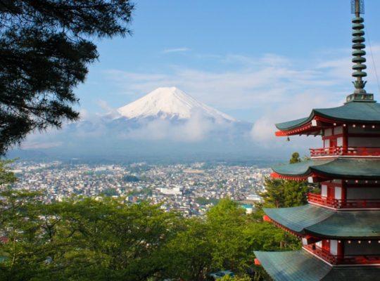 vue de Kyoto